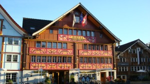 Hotel Säntis, Appenzell
