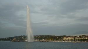 Jet, d'Eau, Geneva