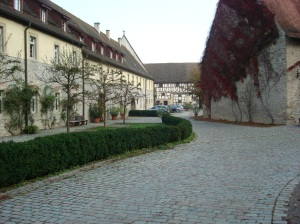 Kloster Schöntal grounds