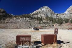 Onion Valley Summit 9,200 Feet