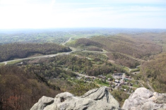 View from Pinnacle Overlook