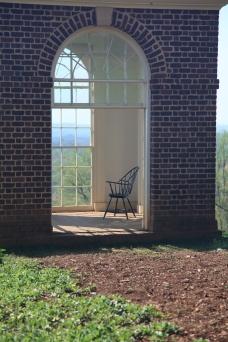 Garden shelter, Monticello