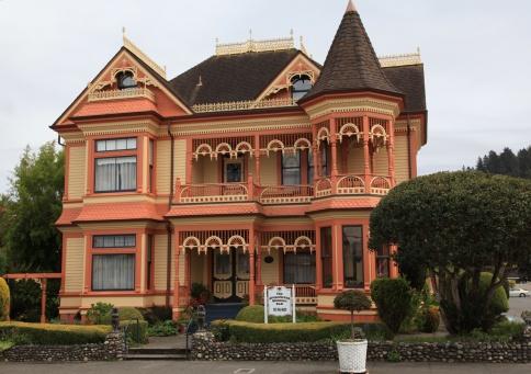 Gingerbread House, Ferndale