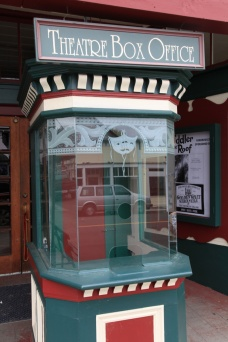Ferndale Theater Box Office