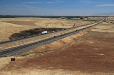 Interstate 5 Through the San Joaquin Valley