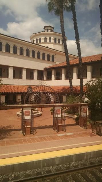 Santa Ana Station