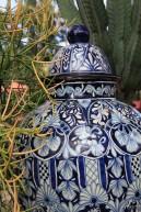 Pottery in Fieste de Reyes Plaza