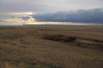 Northern Montana range