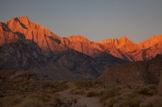Sunrise, Mount Whitney