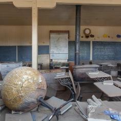 Bodie classroom