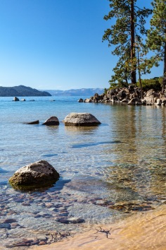 Sand Harbor State Park, Nevada