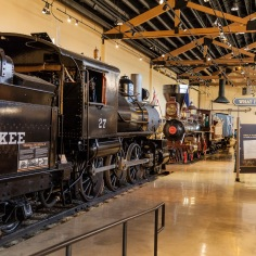 Nevada State Railroad Museum, Carson City