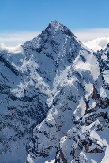 Swiss Alps from the Schilthorn