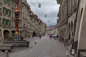 Bern street scene.