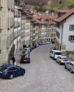 Bern street.