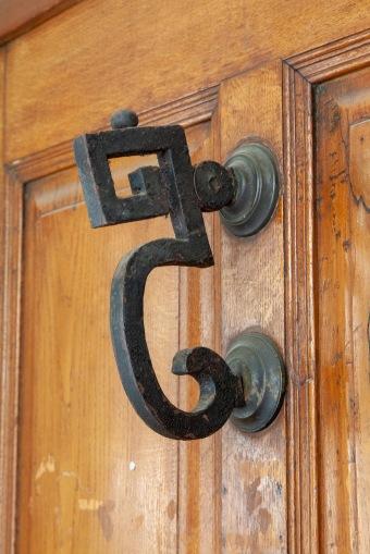 Door knocker, Bern, Switzerland