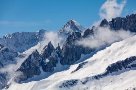 Swiss Alps from Eggishorn