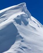 Snow formation, Eggishorn