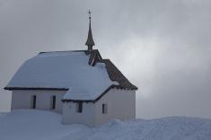 Chapel in Bettmeralp.