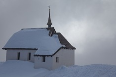 Chapel in Bettmeralp.