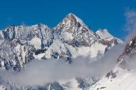The Swiss Alps from Bettmerhorn